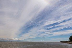 Juodkrantė · debesys 2643