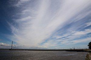 Juodkrantė · debesys 2645