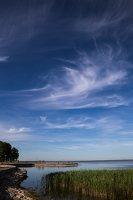 Juodkrantė · debesys 3128