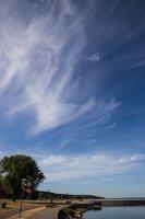 Juodkrantė · debesys 3137