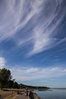 Juodkrantė · debesys 3140