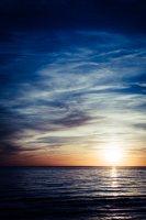 Juodkrantė · saulėlydis 3187