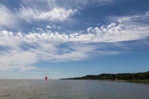 Juodkrantė · debesys 3423