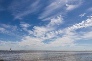Juodkrantė · debesys 3441