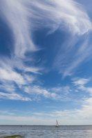 Juodkrantė · debesys 3442
