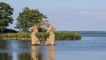 Agnese Rudzite-Kirillova · derliaus laivas