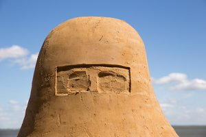 Andrius Sirtautas · smėlio skulptūra 2662