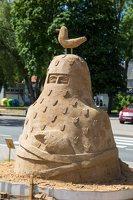 Andrius Sirtautas · smėlio skulptūra 2855