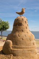 Andrius Sirtautas · smėlio skulptūra 2859