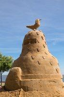 Andrius Sirtautas · smėlio skulptūra 2860