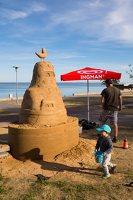 Andrius Sirtautas · smėlio skulptūra 3175