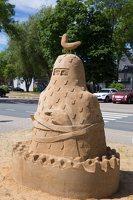 Andrius Sirtautas · smėlio skulptūra 3378