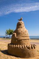 Andrius Sirtautas · smėlio skulptūros