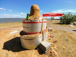 Andrius Sirtautas · smėlio skulptūra 153908