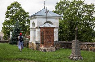 Lyduokių Šv. arkangelo Mykolo bažnyčia 4533 · šventorius