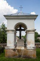 Lyduokių Šv. arkangelo Mykolo bažnyčia 4536 · šventorius