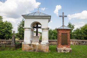 Lyduokių Šv. arkangelo Mykolo bažnyčia 4537 · šventorius