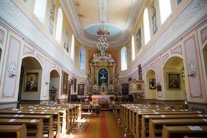 Lyduokių Šv. arkangelo Mykolo bažnyčia 4546 · interjeras