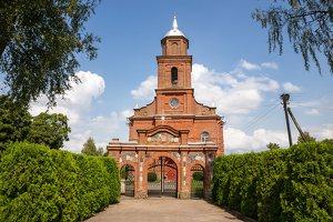 Žemaitkiemis · bažnyčia