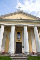 Vidiškių Švč. Trejybės bažnyčia 4575