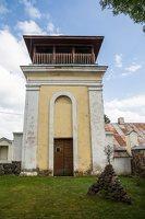 Vidiškių Švč. Trejybės bažnyčia 4586 · varpinė