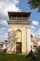 Vidiškių Švč. Trejybės bažnyčia 4587 · varpinė