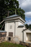 Vidiškių Švč. Trejybės bažnyčia 4588 · koplyčia