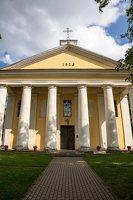 Vidiškių Švč. Trejybės bažnyčia 4591