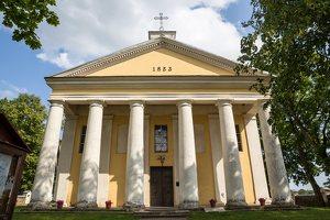 Vidiškių Švč. Trejybės bažnyčia 4592