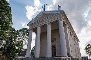 Taujėnų bažnyčia