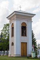 Taujėnų Šv. Kryžiaus Išaukštinimo bažnyčia 4609 · varpinė