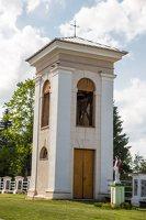 Taujėnų Šv. Kryžiaus Išaukštinimo bažnyčia 4611 · varpinė