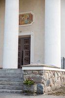 Taujėnų Šv. Kryžiaus Išaukštinimo bažnyčia 4612 · kolonos