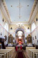 Taujėnų Šv. Kryžiaus Išaukštinimo bažnyčia 4614 · interjeras