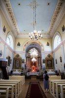 Taujėnų Šv. Kryžiaus Išaukštinimo bažnyčia 4615 · interjeras