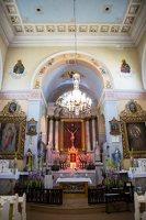 Taujėnų Šv. Kryžiaus Išaukštinimo bažnyčia 4618 · altorius