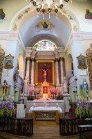 Taujėnų Šv. Kryžiaus Išaukštinimo bažnyčia 4621 · altorius