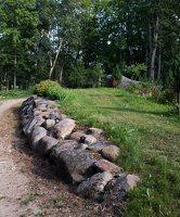 Taujėnų dvaras 4685 · akmenų parkas