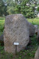 Taujėnų dvaras 4699 · parkas, akmuo