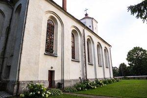 Siesikų Šv. apaštalo Baltramiejaus bažnyčia 4900