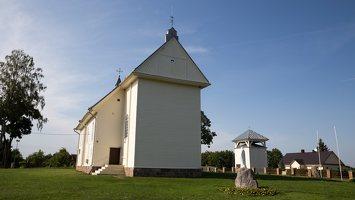Semeliškių Šv. Lauryno bažnyčia 4921