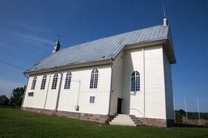 Semeliškių Šv. Lauryno bažnyčia 4923