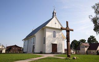 Semeliškių Šv. Lauryno bažnyčia 4934