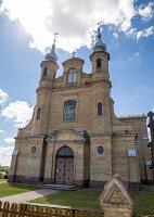 Naujųjų Kietaviškių Švč. Trejybės bažnyčia 4962