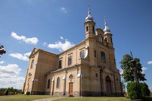 Naujųjų Kietaviškių Švč. Trejybės bažnyčia 4968