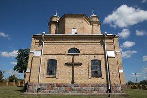 Naujųjų Kietaviškių Švč. Trejybės bažnyčia 4976