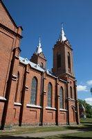 Žaslių Šv. Jurgio bažnyčia 4989