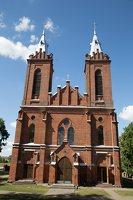Žaslių Šv. Jurgio bažnyčia 4991
