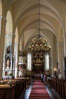 Žaslių Šv. Jurgio bažnyčia 4994 · interjeras