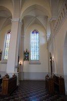 Žaslių Šv. Jurgio bažnyčia 4996 · interjeras